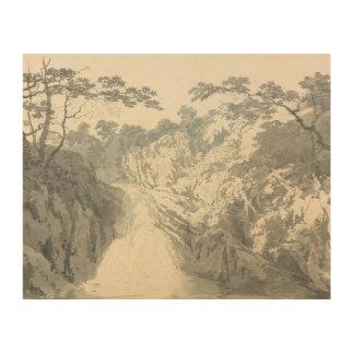 Impression Sur Bois Joseph Mallord William Turner - paysage