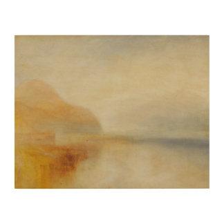 Impression Sur Bois Joseph Mallord William Turner - pilier d'Inverary