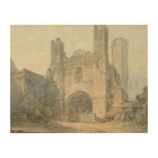 Impression Sur Bois Joseph Mallord William Turner - St Augustine
