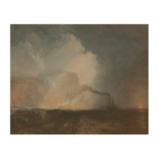 Impression Sur Bois Joseph Mallord William Turner - Staffa, Fingal