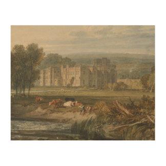 Impression Sur Bois Joseph Mallord William Turner - vue de Hampton
