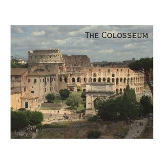 Impression Sur Bois L'art de mur de Colosseum