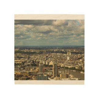 Impression Sur Bois Londres du tesson