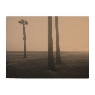Impression Sur Bois Photographie de beaux-arts de sépia