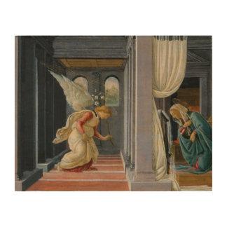 Impression Sur Bois Sandro Botticelli - l'annonce