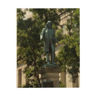 Impression Sur Bois Un monument de Washington