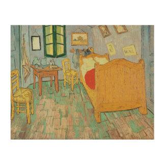 Impression Sur Bois Vincent van Gogh chambre à coucher de | Van Gogh