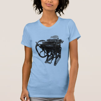 impression typographique 1888 petits T-shirts