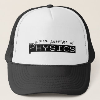 Impressionnant superbe à la physique - casquette