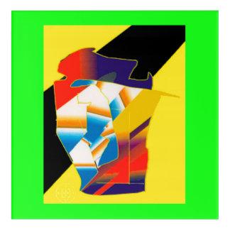 Impressions En Acrylique Illustration abstraite DAI cp11 de Digitals