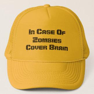 In het geval van Zombieën, behandel Hersenen Trucker Pet