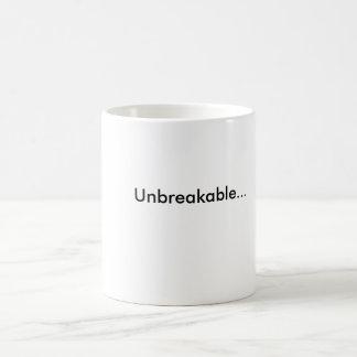 Incassable… Mug Blanc