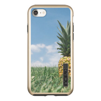Incipio DualPro Shine iPhone 7 Case Ananas dans un domaine