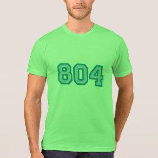 Indicatif régional de RVA 804 T-shirt