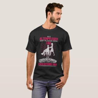 Infirmier de personne âgée t-shirt