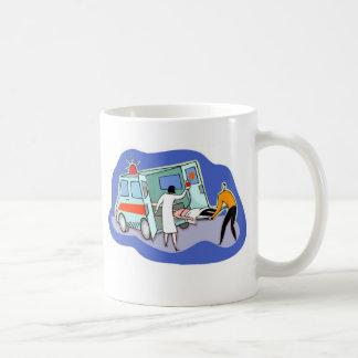 Infirmier - poids patient mug