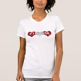 Infirmière #1 t-shirt