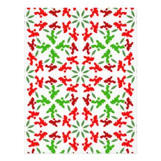 Insecte de magasin de chien de Noël de caniche Prospectus 21,6 Cm X 24,94 Cm