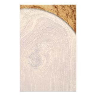 insecte en bois de coutume de photo de texture de  prospectus 14 cm x 21,6 cm
