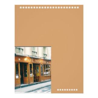 Insecte/Paris Prospectus 21,6 Cm X 24,94 Cm