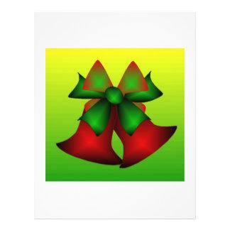 Insectes de Bells de Noël IV Tract Customisé