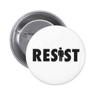 Insigne de bouton de droites de transport badge rond 5 cm