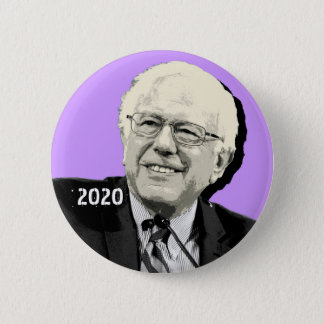 Insigne de changement des ponceuses 2020 de Bernie Badge Rond 5 Cm