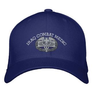Insigne de combat et casquette médicaux de ruban