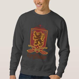 Insigne de Gryffindor Quidditch Sweatshirt