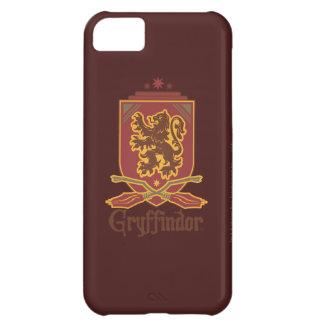 Insigne de Harry Potter   Gryffindor QUIDDITCH™ Coque iPhone 5C