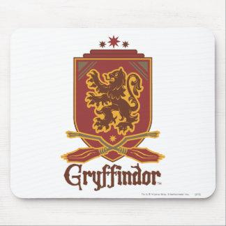 Insigne de Harry Potter   Gryffindor QUIDDITCH™ Tapis De Souris