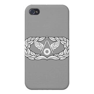 Insigne d'ingénieur civil de l'Armée de l'Air iPhone 4 Case