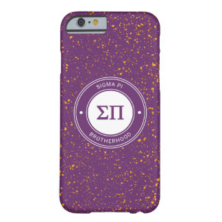 Insigne du sigma pi | coque iPhone 6 barely there