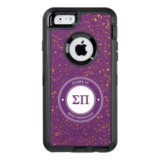 Insigne du sigma pi | coque OtterBox iPhone 6/6s