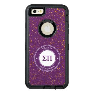 Insigne du sigma pi | coque OtterBox iPhone 6 et 6s plus