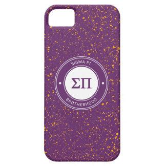 Insigne du sigma pi | iPhone 5 case