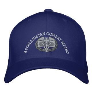Insigne médical de combat et casquette afghan de