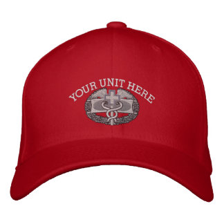 Insigne médical Irak de combat et casquette de