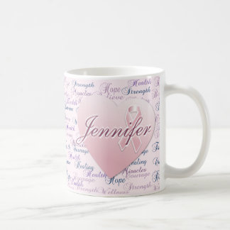 Inspiration positive faite sur commande avec le mug blanc
