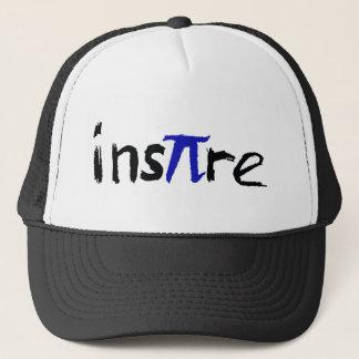 Inspirez le casquette de maths
