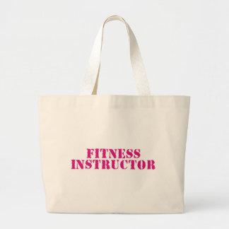 Instructeur/rose de forme physique grand sac