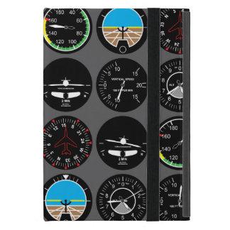 Instruments de vol coque iPad mini