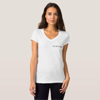 ` INTELLIGENT chacun V-Cou préféré' T-shirt