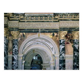Intérieur du musée de Kunsthistorisches Carte Postale