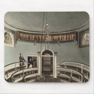 Intérieur du théâtre de l'anatomie, Cambridge, pou Tapis De Souris