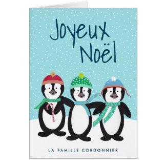 International Carte de Noël Card