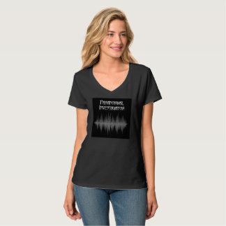 Investigateur paranormal Soundwave V - T-shirt de