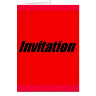 Invitation à l'obtention du diplôme carte de vœux