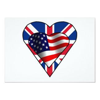 Invitation anglo-américaine