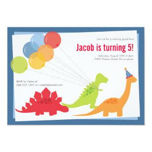invitations faire part cartes anniversaire dinosaure. Black Bedroom Furniture Sets. Home Design Ideas